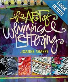A 'font' of information on lettering styles! Mixed-media artists and crafters learn to create their own signature art lettering style combining personal handwriting, drawing and doodling. Discover the joy of text! Lettering Styles, Font Styles, Lettering Ideas, Doodle Lettering, You Draw, Writing Styles, Art Techniques, Doodle Art, Doodle Alphabet