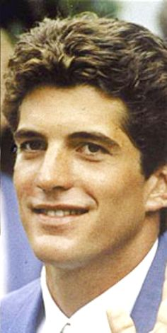 """""""Somehow, even as John Kennedy accepted he belonged to America, he also managed to belong to himself."""" -David Micheals ♡❤❤❤♡❤♡❤❤❤♡ http://en.wikipedia.org/wiki/John_F._Kennedy_Jr."""