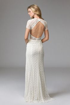 Wtoo by Watters Lenora (Beaded) 17120B Wedding Dress