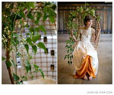 Seattle Eco Friendly + Organic Wedding - Jasmine Star Photography Blog
