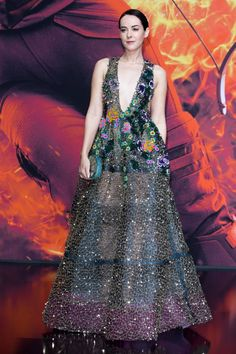 Pin for Later: Wer war Best Dressed bei der Hunger Games Premiere in Berlin? Jena Malone
