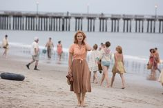 First Images from Woody Allen's Drama 'Wonder Wheel' - Starring Kate Winslet Justin Timberlake Juno Temple and James Belushi