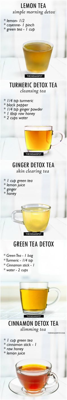 The Red Tea Detox is a new rapid weight loss system that can help you lose 14 pounds of pure body fat in just 14 days! It involves drinking a special African blend of red tea to help you lose weight fast! Try the recipe today! Turmeric Detox, Ginger Detox, Green Tea Lemon, Green Tea Cups, Detox Cleanse Recipes, Detox Tips, Cleanse Detox, Detox Tea Diet, Detox Drinks