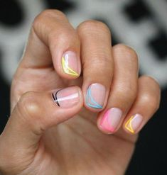 Top Trends 100 Classy Manicure Nails To Try Chic And Modern Nail Art Designs Ideas Nail art ideas are all amazing and funky however once you got to visit work each day, most of them aren't appropriate as numerous dress codes dictate even thi Chic Nail Art, Chic Nails, Stylish Nails, Trendy Nails, Nail Art Designs, Acrylic Nail Designs, Acrylic Nails, Nails Design, Coffin Nails