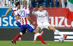 Real Madrid 0-1 Atletico Madrid Match Highlights on 22 August