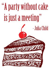 16 Julia Child Quotes You'll Want To Tape On Your Fridge