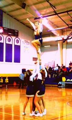 #LifeOfACheerleader...... Cheer leading IS a sport!