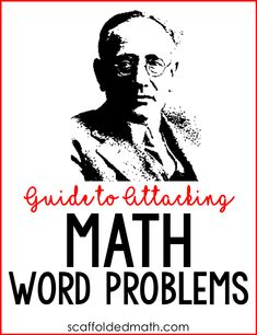 Word problems don't all fit into the same neat little box. There is no one graphic organizer or online math word problems solver that works well for all word problems. Each word problem is completely unique. This has always felt so incredibly messy to me when it comes to teaching word problems. Teaching 6th Grade, 7th Grade Math, Teaching Math, Maths, Ged Math, Math Problem Solving, Math Word Problems, Teacher Tools, Math Classroom