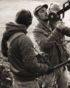 #GFilm #filmmaking Self-financing 'best option' for first-time director