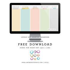 55 best desktop organization backgrounds images desktop rh pinterest com
