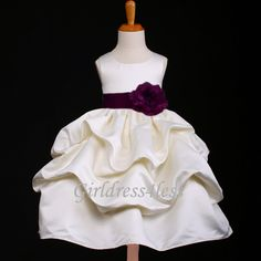 flower girl dress LOVE THIS ONE FOR SURE!