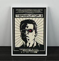 Cartel de Cine - Técnica: Ilustración vectorial - Autor: David S. Corredor - DD1