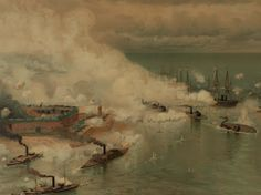 This gives us information of the Battle of Mobile bay