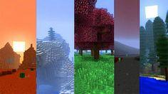 Over 75 new biomes to minecraft! Biomes O Plenty Mod.