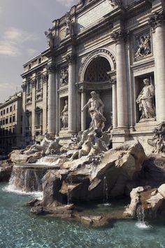 ✯ Fontana Di Trevi Trevi Fountain