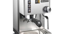 Die Espressomaschine Rancilio Silvia im Praxis-Test