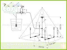 8 zestaw Aeroponika natrysku. pełna kompletny osprzęt do systemu Aeroponika. system aeroponiczna dla warzyw na zewnątrz
