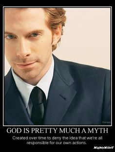AH I LOVE WHEN I GET TO PIN THINGS TO MY SETH GREEN BOARD *AND* MY ATHEISM BOARD