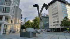 Claes Oldenburg, Inverted Collar and Tie, Schlips und Kragen Umgedreht, Frankfurt, Germany | Flickr - Photo Sharing!