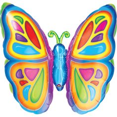 """Contamos con variedad de estilos en #Globos metálicos de #Mariposas de 14"""" y 32"""" 🦋🦋🦋🦋 www.globocentro.com.gt  Vía 6 1-06, Zona 4"""