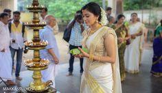 Sshivada Nair - Murali Krishnan Wedding