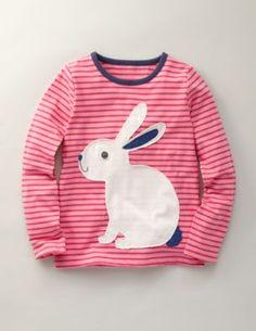 Nice shirt for Easter (Mini Boden)