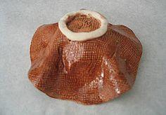Art Education Daily: Ceramic Lesson Plan: Drape Bowl