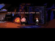 Amiga Longplay The Secret of Monkey Island (a) Monkey Island, Childhood Games, The Secret, Brave, Weird, Gaming, Wrestling, Fictional Characters, Lucha Libre