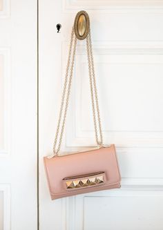 The perfect little pink bag, by Valentino.
