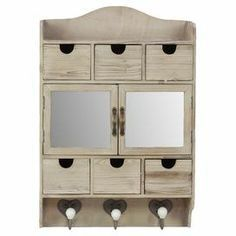 Wooden Key Cabinet Wooden Cabinets, Wall Cabinets, Key Cabinet, Cabinet  Doors, Distressed
