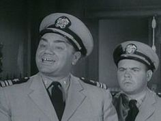 """McHALE'S NAVY - McHale's Navy follows Quinton McHale, the Lieutenant Commander of the U.S. Navy Reserve as he journeys through the Pacific during World War II on Torpedo Patrol Boat #73 and the zany crew that mans it. The crew includes Ensign Charles Parker, Lester Gruber, and Joseph """"Happy"""" Haines, each having their own quirks but all meaning well. McHale is overseen by Base Commander Captain Wallace B. Binghamton who sees McHale and his men as a constant problem."""