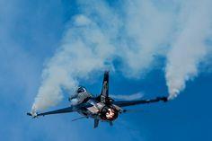 Nato days in Ostrava - Mosnov (LKMT). F16 Soloturk, F16 Demo Team, Red Arrows, B52, Mirage 2000, Eurofighter Typhoon, Mi 24 :)