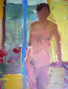 Rose Hilton, 'Tessa at Botallack'