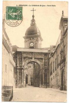 PORTE NOIRE - BESANCON