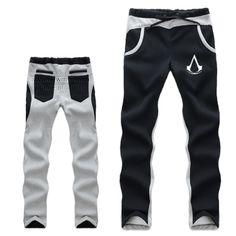 Assassins Creed Trousers http://www.newmilo.com/