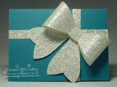 Big Shot Gift Bow Bigz Die from Stampin up