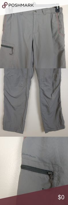 3893ad4b13fdc Decathlon Button Joggers Zip Fly Belt Loops M #692 Brand: Decathlon Buyer:  Women