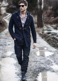Armani Jeans Fall 2014 Catalogue photographed by David McKnight Stay True #fall #fashion #mensfashion #stoneroadmall