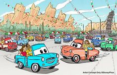 Luigi's Flying Tires set to close this month; new attraction coming to Cars Land in 2016  http://www.dlandlive.com/…/luigis-flying-tires-to-close-in-… ‪#‎Disneyland‬ ‪#‎CarsLand‬