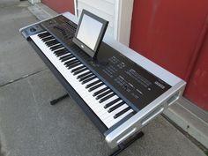MATRIXSYNTH: Korg OASYS 76 Keyboard Synthesizer Workstation SN ...