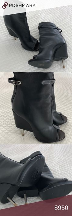8db2ef88bcb Beautiful boots Almost new Givenchy Shoes Ankle Boots   Booties