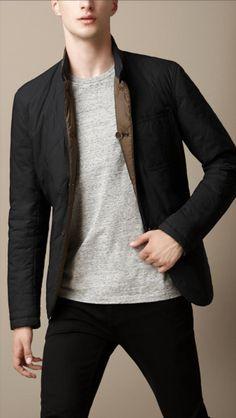 Burberrys  Mens jacket grey