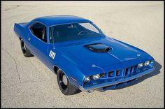 1971 Plymouth Hemi Cuda   426/425 HP, 4-Speed