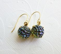 Sugar Stone Earrings