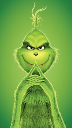 The Grinch Phone Wallpaper - Handy Hintergrund Wallpaper Animes, Christmas Phone Wallpaper, Disney Phone Wallpaper, Holiday Wallpaper, Wallpaper Iphone Cute, Wallpaper Ideas, Wallpaper Backgrounds, Girl Wallpaper, Wallpaper Quotes