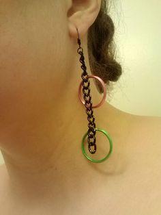 Amanda earrings $3