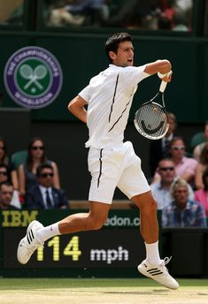 Novak Djokovic - The Championships - Wimbledon 2013