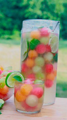 recetas frutas verano