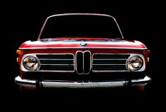 Vintage Classic 1973 BMW Photo, via Etsy.