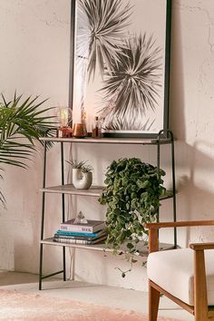 Clancy Bookshelf - Urban Outfitters